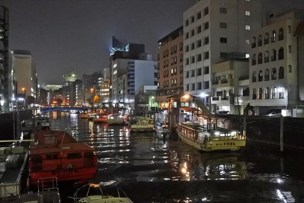 舟宿のある街