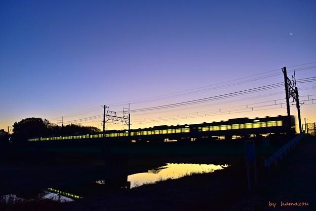 朝焼け429M列車