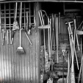 田舎の納屋