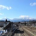 Photos: 春の日光連山