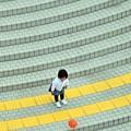 Photos: ボールの行方