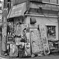 Photos: 演歌の街角