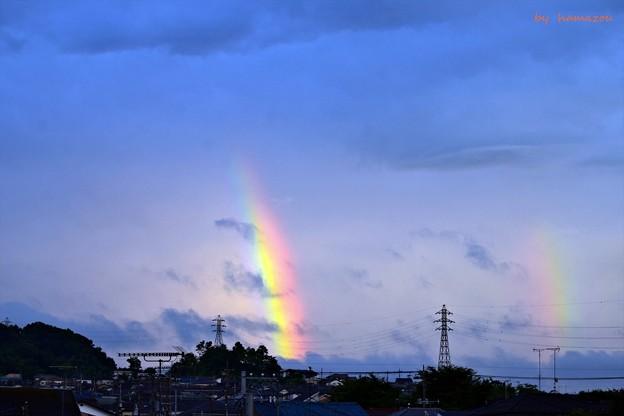 Photos: Twin Rainbow