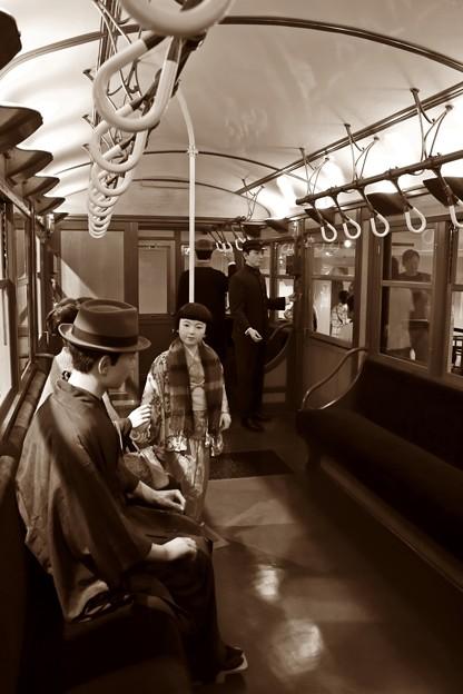 Photos: 日本初の地下鉄(3)