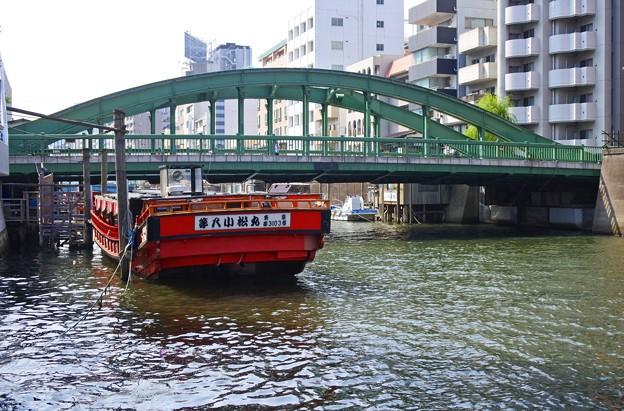 神田川の入口