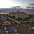 Photos: 夕焼けの街並み