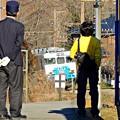 Photos: 列車交換
