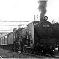 Photos: C62形蒸気機関車