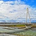 Photos: ふれあい橋