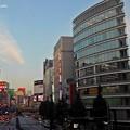 新宿、夜の帳へ