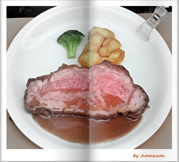 食欲の秋…肉