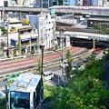 新幹線とアスカルゴ