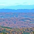 日光白根山と紅葉