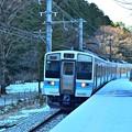Photos: ローカル雪景色