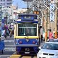 Photos: ぎりぎり電車道