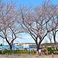 駅前の公園