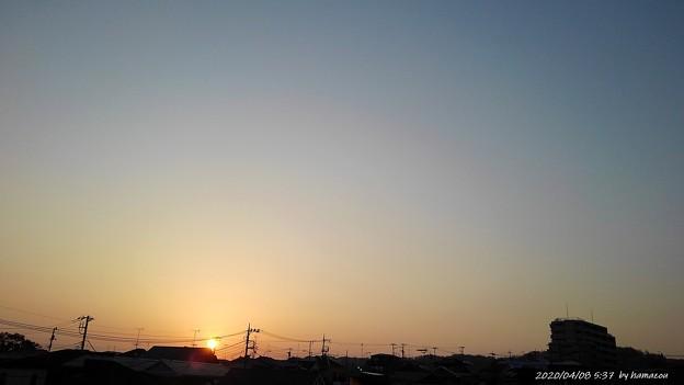 日の出(200408)