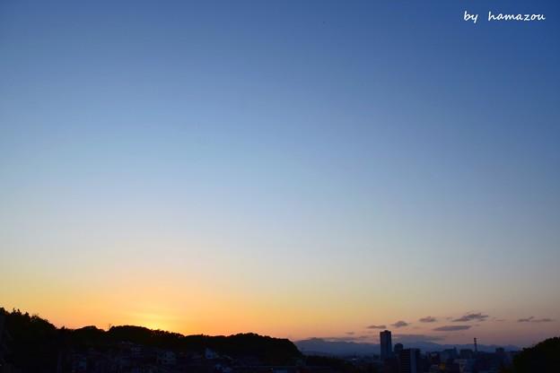 夕陽(200425)