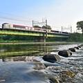 Photos: 早朝のN'EX