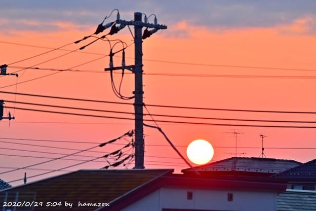 Photos: 陽はまた昇る