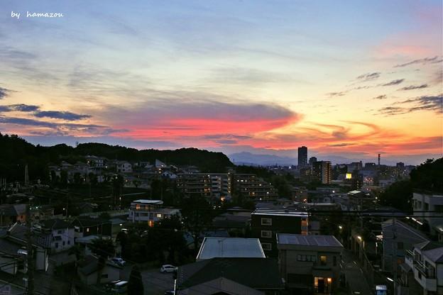 Photos: 八王子夕焼け