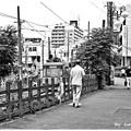 Photos: 路面電車の街