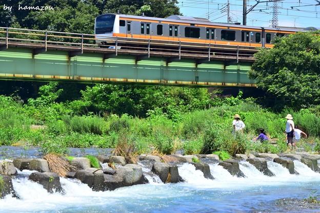 Photos: 川遊び~♪