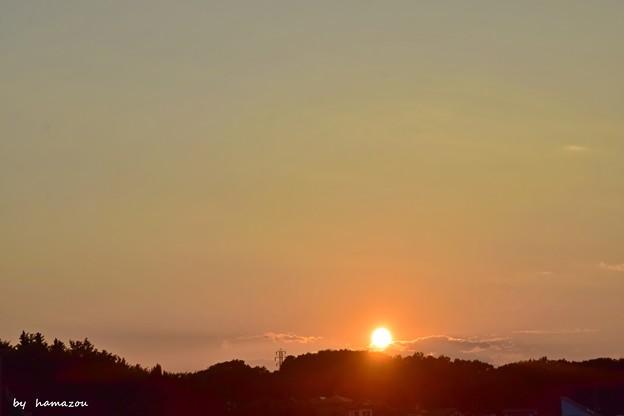夕陽(200815)