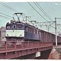 昭和の貨物列車
