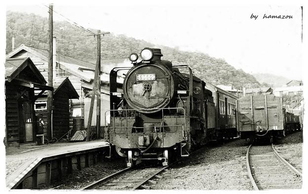 炭鉱のあった駅