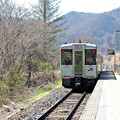 Photos: 高原の秘境駅