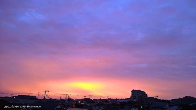 朝焼け(201005)