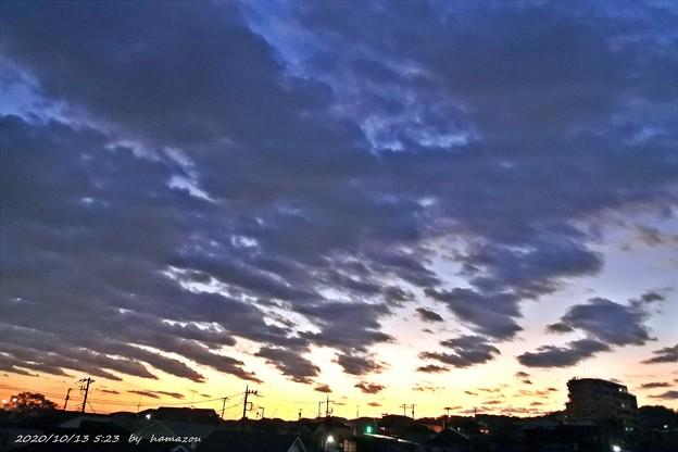 朝焼け(201013)