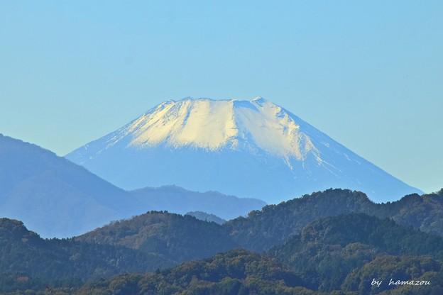 八王子から富士