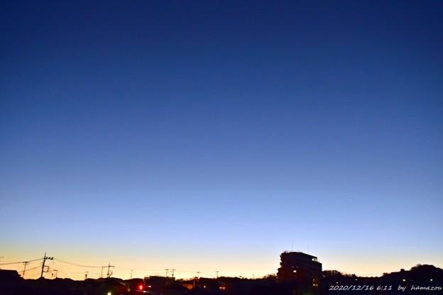 朝焼け(201216)