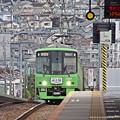 Photos: 電車が通過します。