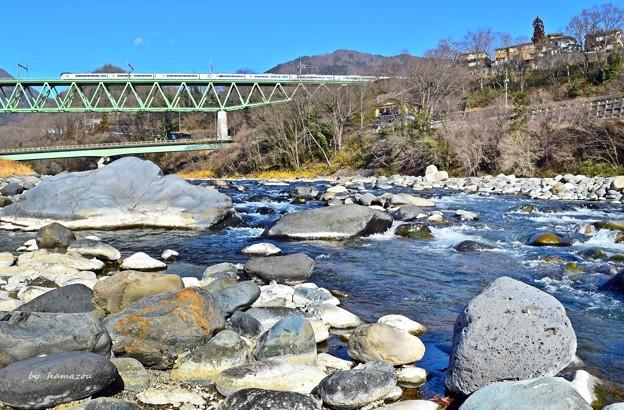 Photos: 冬の桂川