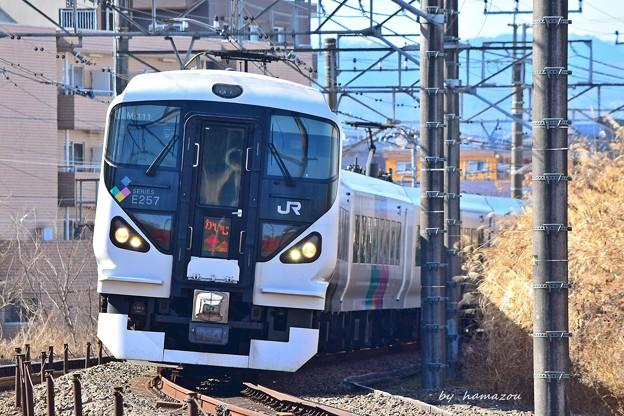 Photos: 特急かいじ70号