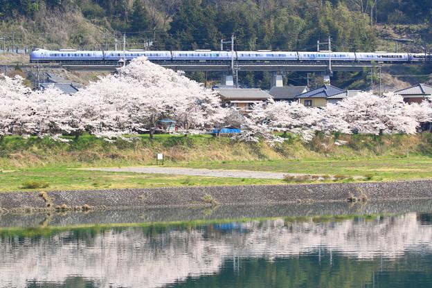 Photos: E351系「スーパーあずさ」@藤野~上野原