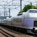 Photos: E351系 特急スーパーあずさ15号@豊田~八王子