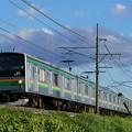 Photos: 205系@蒲須坂~片岡1