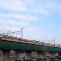 写真: 189系M51編成 ホリデー快速富士山@立川~日野