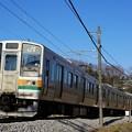 Photos: 211系A30編成@群馬八幡~安中