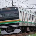 Photos: E231系@水沢踏切