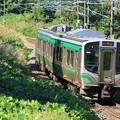 Photos: E721系@磐梯町~翁島