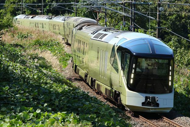 TRAIN SUITE 四季島@磐梯町~翁島