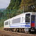 写真: 北越急行ほくほく線HK100形@石打~大沢