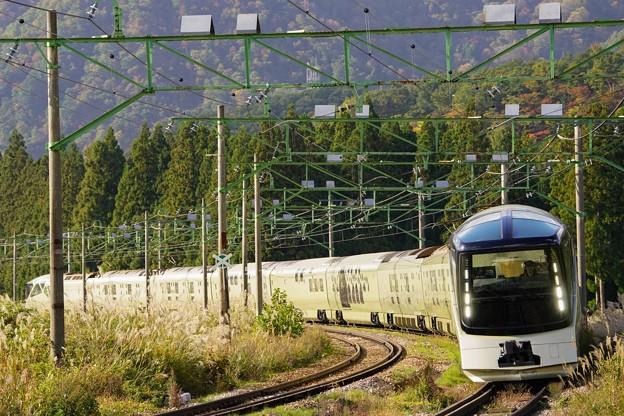 TRAIN SUITE 四季島@岩原スキー場前~越後中里