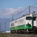 Photos: キハ40系@笈川~堂島