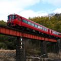 Photos: キハ185系九州横断特急@朝地~豊後竹田1